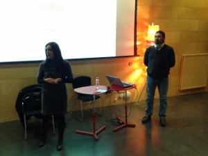 Charla Montesori en el Foro Solidario